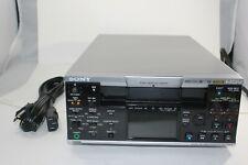Sony HVR-M25U HDV DVCAM 1080i DV Digital VCR Recorder Deck PAL NTSC M25 GOOD