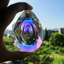Rainbow Crystal Suncatcher Chandelier Lamp Prism Hanging Pendant Home Decor