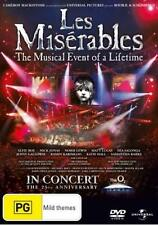 Les Miserables IN CONCERT 25th Anniversary : NEW DVD