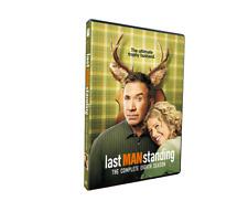 Last Man Standing Season 8 (3 DVD) new sealed NEW CD DVD HOT