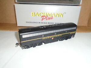 BACHMANN PLUS #31217 EMD F7B POWERED - PENNSYLVANIA RR #9648B  HO