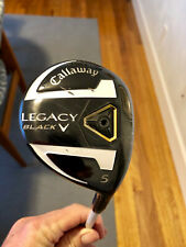 Callaway LEGACY BLACK 2013 Fairway Wood 5W Motore Speeder 661 (S) Golf Club