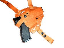 Springfield XD, S&W M&P Shield, SD9 SD40, Glock shoulder gun holster  #107-2