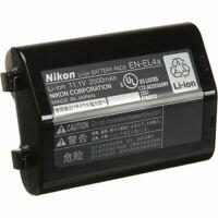Bateria Nikon EN-EL4a ENEL4a D2 D2H D2Hs D2x D2xs D3 D3S D3X F6