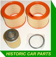 Air Filter and Oil Filter Element Kit for MGB GT & Roadster 1962-69 MG B
