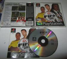 FIFA Football 2003 - Sony Playstation PS1 PSX PAL