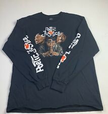 Poetic Justice Shirt 2pac Tupac Size Large Hip Hop Rap Long Sleeve