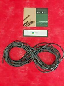 GENUINE Halls/AGL Greenhouse Glazing Rubber x 9m.  Ideal for a Small Repair