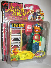 The Muppet Show Superhero Scooter Palisades Figure Toyfare Exclusive MOSC