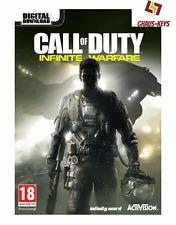 Call of duty Infinite Warfare Steam key PC Game código envío rápido [es] [] ue