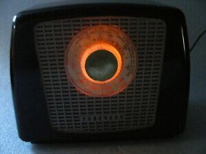 A Vintage Ferguson 352u Valve Radio Refurbished Fully Working