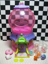 Squinkies SURPRISE Cottage House Gumball Playhouse PLAYSET w ANIMAL FRIENDS COIN