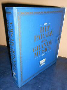 HIT PARADE DELLA GRANDE MUSICA Classica SELEZIONE READER DIGEST 15 MUSICASSETTE
