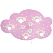 726710-elobra Lampada da soffitto per Bambini a forma di nuvoletta con funzio