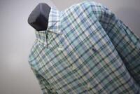 41498 Mens Polo Ralph Lauren Blake Long Sleeve Plaid Dress Shirt Size XL