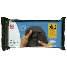 Activa Plus Natural Self-Hardening Black Clay