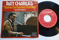 """RAY CHARLES - SOME ENCHANTED EVENING JUKEBOX 7"""" SINGLE GERMANY MINT UNPLAYED"""