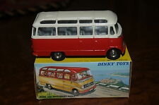 Vintage Dinky Toys / MIB / Mercedes-Benz Mini Bus / 541 - 1
