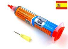 Estaño en pasta Smd Solder paste FLUX Sn63/Pb3-25-45um 35  Tin etain zinn 57