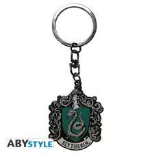 Llavero LOGO Harry Potter COLEGIO Slytherin OFICIAL ABYStyle