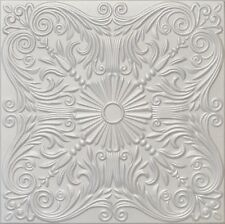Decorative Ceiling Tiles Styrofoam 20x20 R39 Platinum