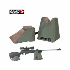 Gamo Shooting Bag Rest II Shooting Support 2 Piece Set Unfilled 4560002***
