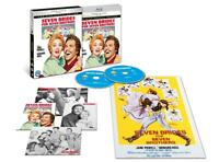 Seven Brides for Seven Brothers Bluray HMV UK Excl Prem Collection New Presale