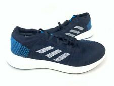 NEW! Adidas Men's Pureboost Go Lace Up Running Shoes Nvy/Blu #EE4675 152N tz