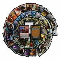 Cosmic Games 61 Magic the Gathering Rares Collection