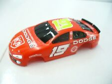 LIFE LIKE RACING #19 DODGE R/T NASCAR SLOT CAR HO BODY SHELL