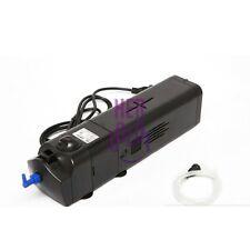 9W 800L/H Multi-Used Aquarium UV Light Sterilizer Lamp Submersible Filter Pump