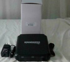Kanguru USB 2.0 24x DVD RW External DVD Burner - TAA Compliant