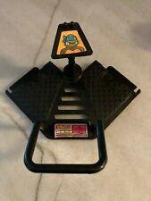 New ListingBlack Control Platform Bridge Vintage Tmnt Ninja Turtles Technodrome Part Lot