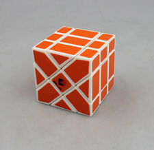 Cubetwist Fisher 3x3 magic cube Square King Fisher Speed Cube toy gift  Orange