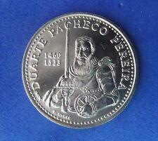 PORTUGAL 200 Escudos Gedenkmünzen 1999 KM#719  DUARTE PACHECO PEREIRA