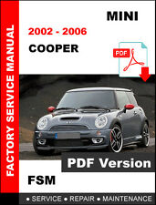 mini cooper s manual in ecus computers ebay rh ebay ie R53 Mini Cooper Modded R56 Mini Cooper