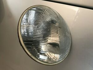 Original Alfa Romeo Bertone 105 gt junior Carello headlight