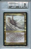 MTG Legends Nebuchadnezzar BGS 9.0 (9)  Magic  card Amricons 2343