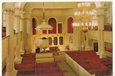 Kings Chapel Boston massachusetts Unitarian Church vintage Postcard Unused