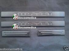 battitacco batticalcagno protezione soglie ingresso acciaio Dacia Duster 14-17-
