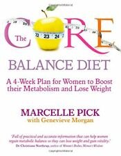 The Core Balance Diet: A 4-Week Plan for Women to Boost their Metabolism and L,