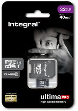 32GB Memory card for Denver ACT-5030W Action Camera | Class 10 microSD SDHC New