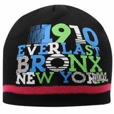 Everlast Bronx Beanie Infants BNWT (F14) BOYS GIRLS WINTER BLACK FREE POST