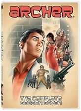 Jessica Walter - Archer: The Complete Season Seven [New DVD] 2 Pack, Ac-3/Dolby