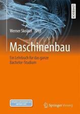 Maschinenbau (2014, Set mit diversen Artikeln)