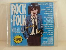 CD Sampler Rock & Folk 16 NAAST ELLI MEDEIROS MOTORHEAD KASABIAN KWELLER DEARS
