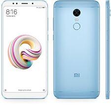 Romaric Redmi Note 5 64gb Bleu Double Sim 4GB Ram Débloqué Smartphone Neuf