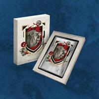 Niue - Harry Potter™ - Hogwarts Banner Gryffindor - 1$ 2020 BU - Silber