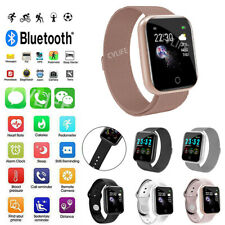Waterproof Smart Watch Heart Rate Fitness Tracker Bracelet for Android iPhone