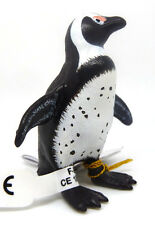 T14)  PAPO ( 56017)  Brillenpinguin Pinguin handbemalt